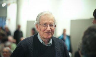 Noam Chomsky - jeanbaptisteparis