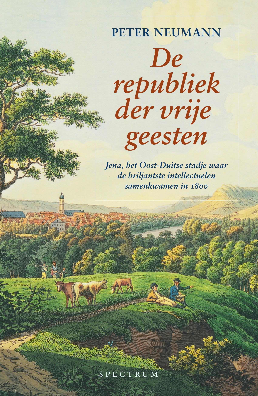 © Spectrum. boekomslag Republ;iek der vrije geesten van Peter Neumann