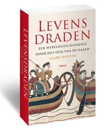 © Uitgeverij Balans. Boekomslag Claire Hunter, Levensdraden