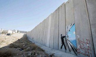 The Israeli Apartheid  Wall - FREEPAL