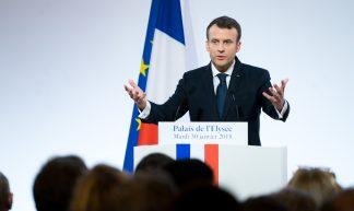 Emmanuel Macron - Jacques Paquier