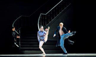 Dag in de Branding 25 & Together Now - Nederlands Dans Theater - Swan Song - Maurice