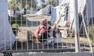 Menschen und Eindrücke vom Camp Moria - Tim Lüddemann