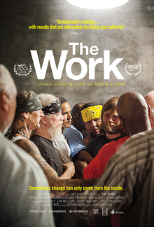 © The Orchard Topic, Blanketfort Media - The Work 2017 poster via Wikipedia