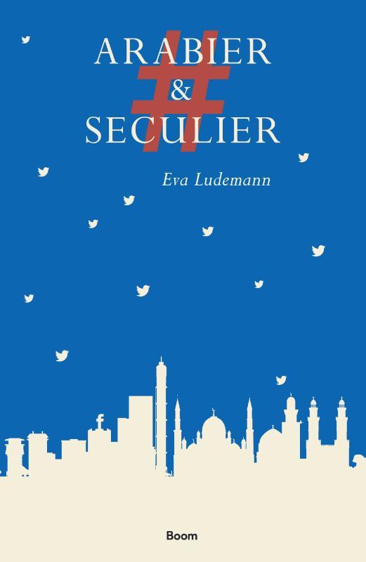 © UItgeverij Boom, boekomslag Arabier en seculier van Eva Ludemann