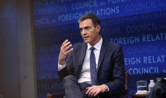 Pedro Sánchez viaja a Estados Unidos (25/09/2018) - La Moncloa - Gobierno de España