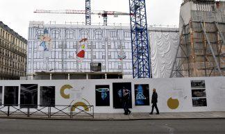 Rue de Rivoli Paris - FaceMePLS