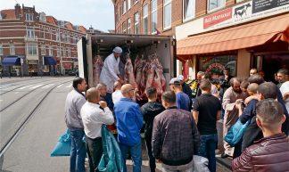 Offerfeest in Den Haag - Roel Wijnants