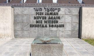 Words in Dachau - Timo