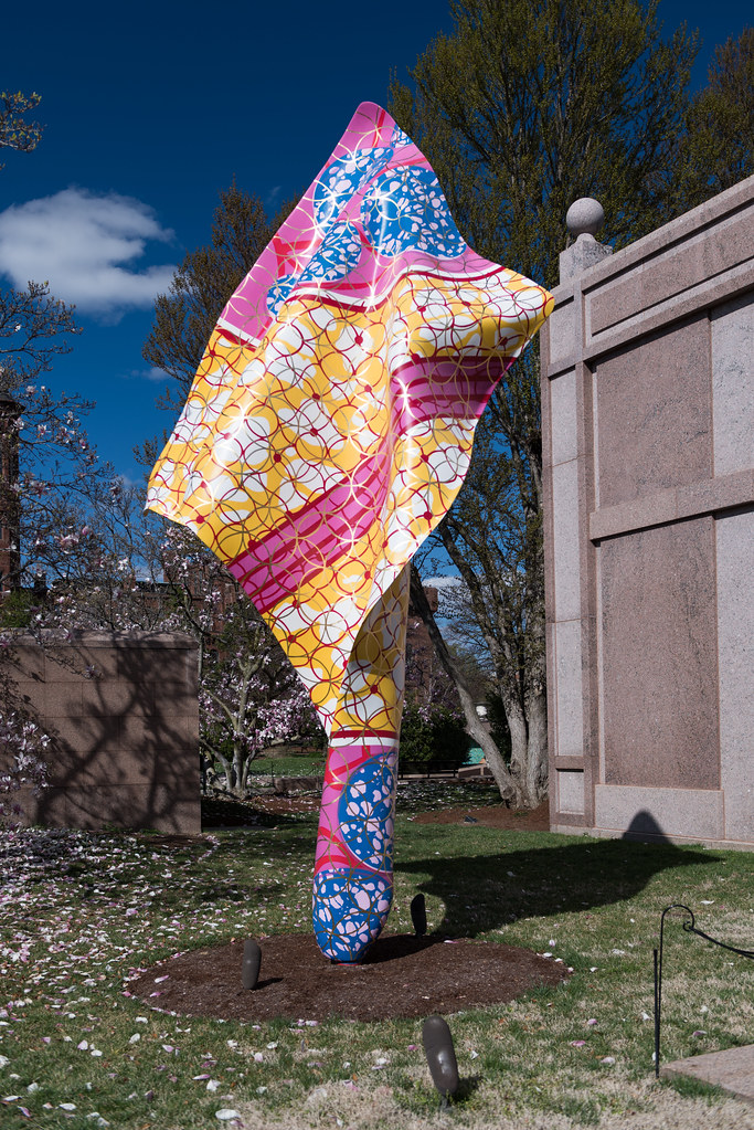 cc Flickr Robert Lyle Bolton photostream Wind Sculpture VII by Yinka Shonibare Museum of African Art