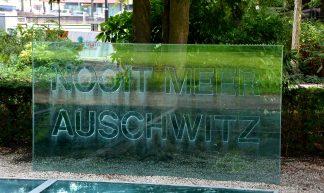 'Auschwitz monument' Wertheimpark Amsterdam - FaceMePLS