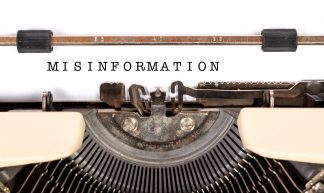 misinformation - Trending Topics 2019