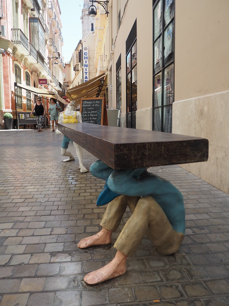 cc Flickr Lis Ferla photostream malaga sculpture