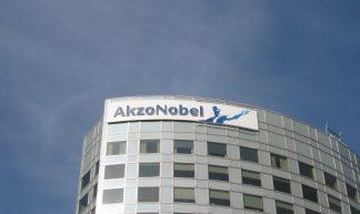 AkzoNobel headquarters logo - DennisM2