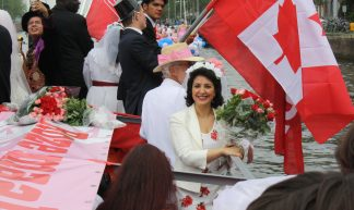 Canal parade 2011 - Partij van de Arbeid