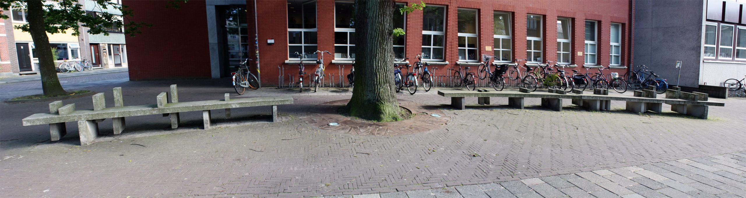 cc common.wikimedia.org La condition humaine, van Lex Bekink, Grote Kruisstraat, Groningen
