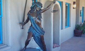 Lady Justice - nyghtowl