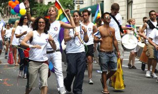 Gay Pride Parade - paniko.cl