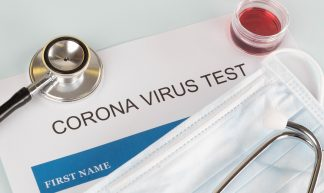 Coronavirus test concept - Marco Verch Professional Photographer and Speaker