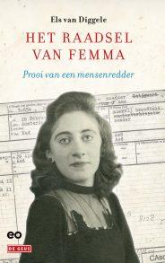 © Uitgeverij De Geus. Boekomslag Het raadsel van Femma door Els van Diggele