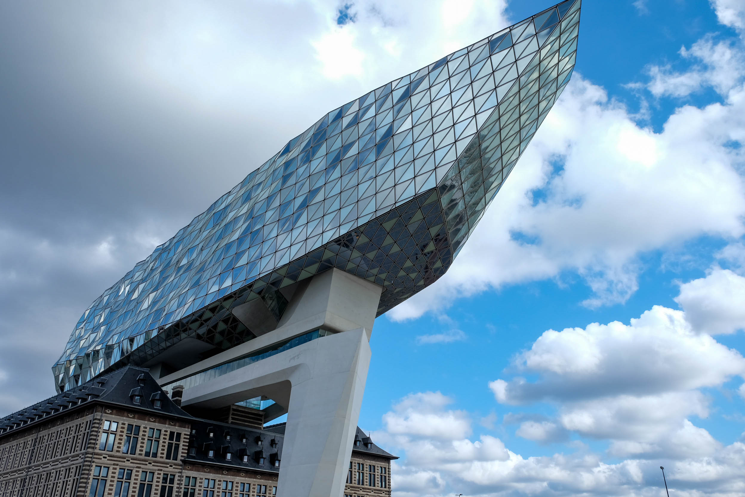 Havenhuis Antwerpen foto Maria Willems