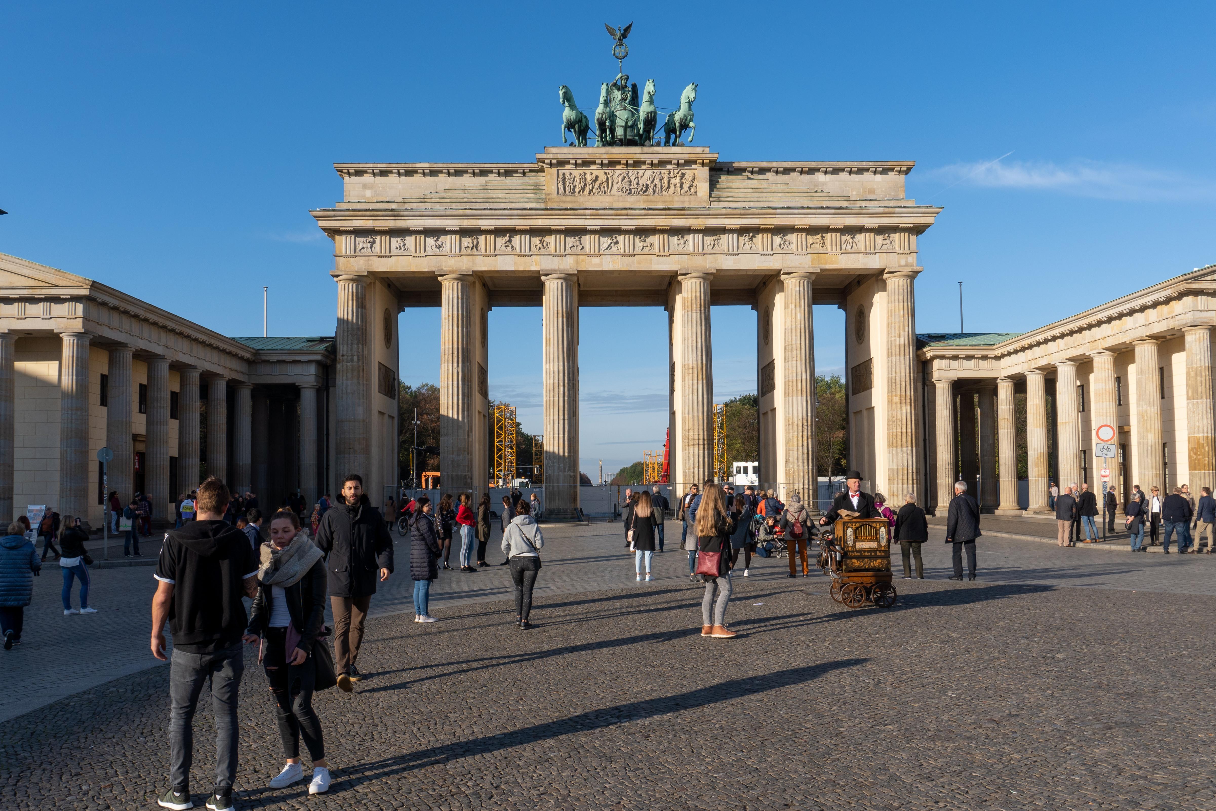 Brandenburger Tor - Hans Splinter