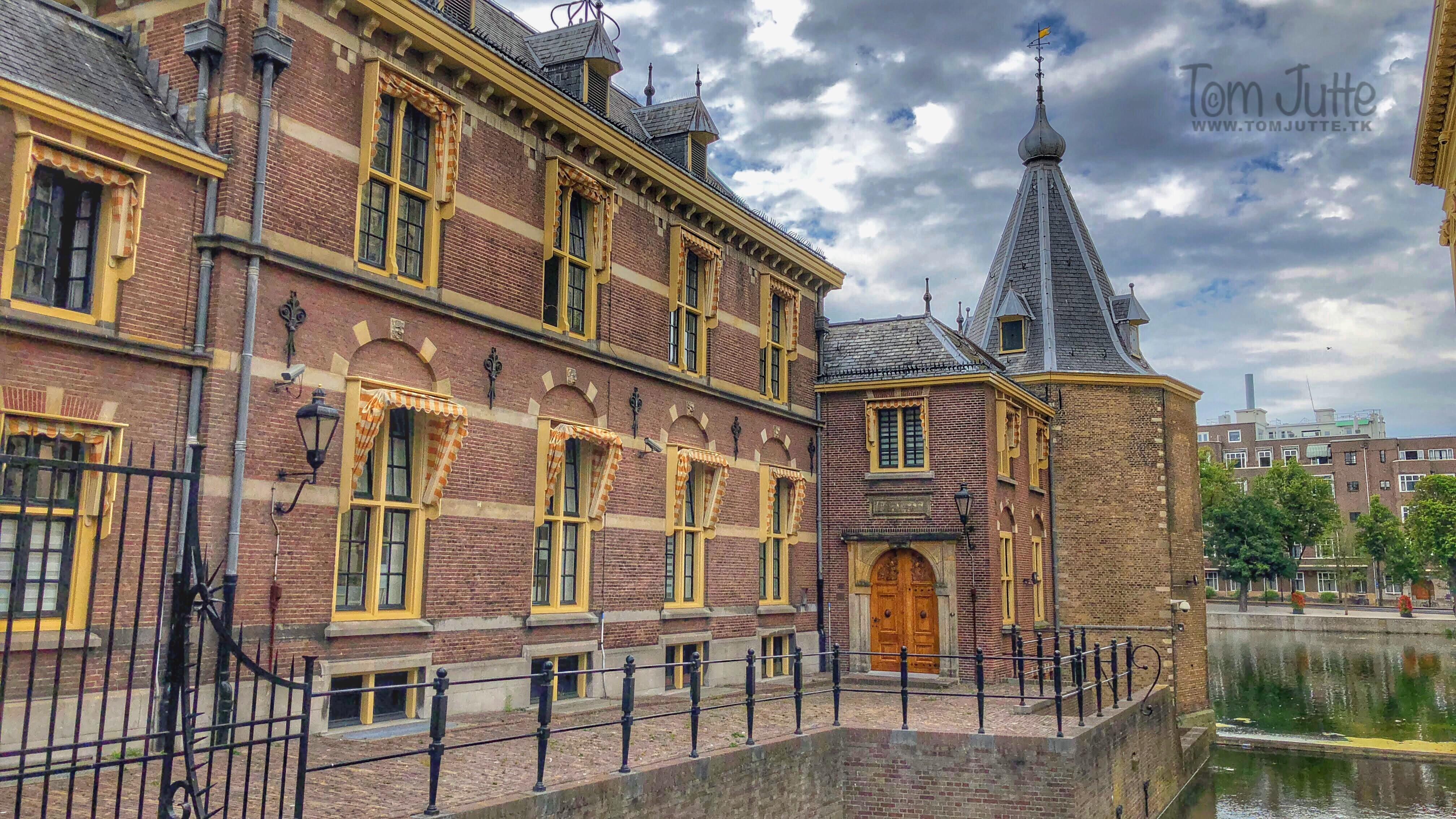Torentje, Binnenhof, Den Haag, Netherlands - 1588 - Tom Jutte