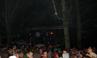 DJ Sets, In The Woods Arena, Latitude Festival 2007 - David Jones 大卫 琼斯