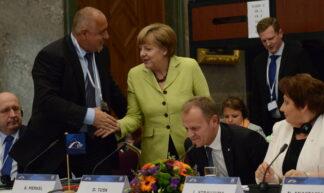 EPP EaP Leaders' Meeting - 21 May - European People's Party