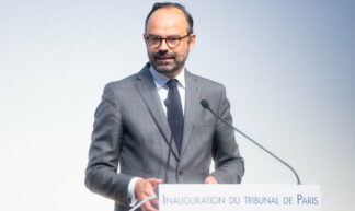 Edouard Philippe - Jacques Paquier