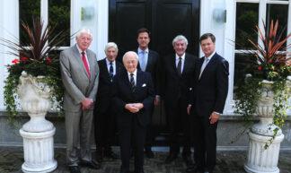 Start van een nieuwe traditie - Minister-president Rutte