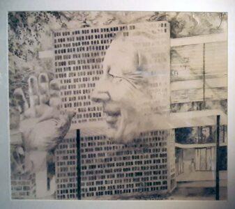 Bep Rietveld Postuum portret van haar vader (1964) © foto Wilma_Lankhorst