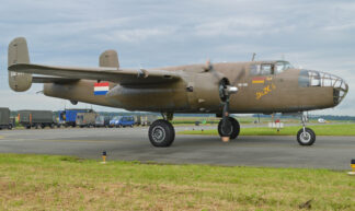 North American VB-25N Mitchell '232511' (PH-XXV) - Alan Wilson