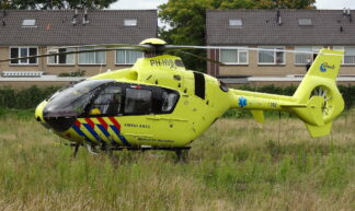 Traumahelicopter - Heiloo Online