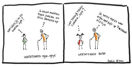 Vrijdagmiddag cartoon