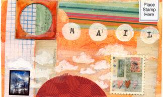 postcard for chris - robayre