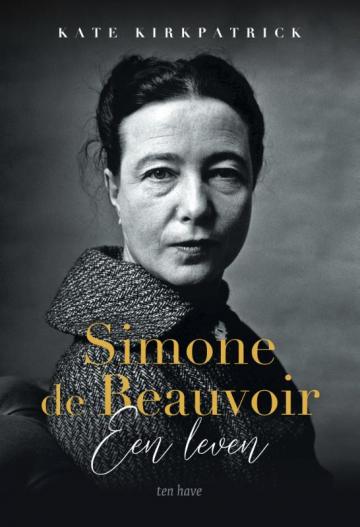 © Uitgeverij Ten Have boekomslag Simone de Beauvoi, auteur Uitgeverij Ten Have.