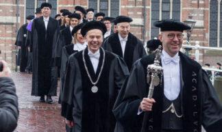 Dies natalis - Leiden University - Hans Splinter