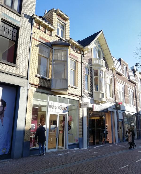 Apeldoorn Jugendstil Hoofdstraat 92-102 © eigen foto J. Lendering