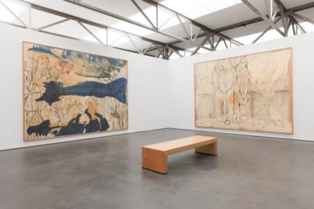 Kunst op Zondag 2021 Sigmar_Polke Hermes Trismegistos I-IV © Collectie De Pont Tilburg