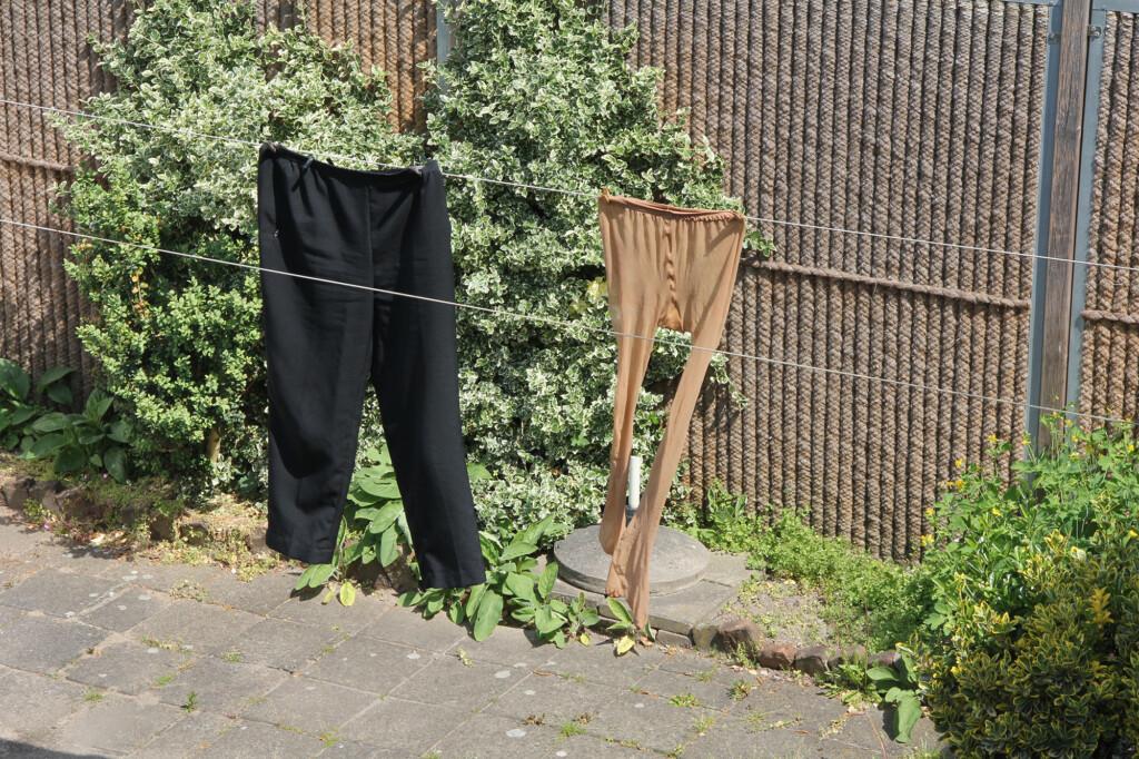 Waslijn: Foto: Maria Willems (cc)