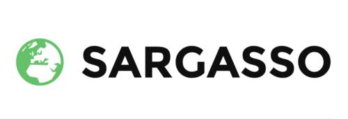 Sargasso - logo met naam