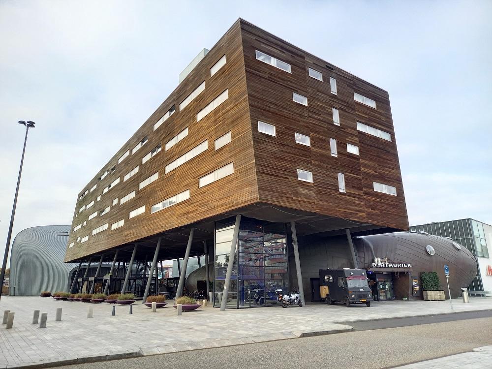 Urban Entertainment Centre -William Alsop foto: Krina van der Drift