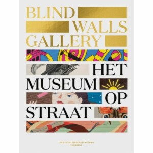 Blind Walls Gallery jubileumcatalogus