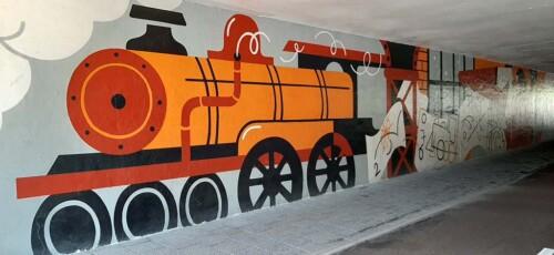 Blind_Walls_Gallery_Huilende treinen #84 © Joren Joshue © foto Wilma_Lankhorst