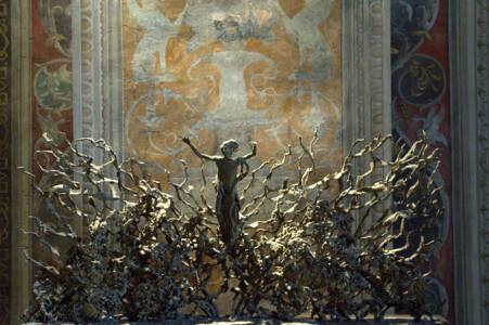 Flickr Anna and Michal La Resurrezione by Pericle Fazzini in Vatican Museum CC BY-SA 2.0