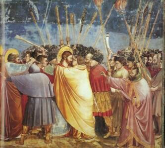 Flickr Carla216 Kiss of Judas Giotto di Bondone CC BY-SA 2.0