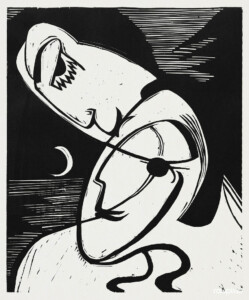 Flickr Rawpixel Ltd The Kiss (1930) print in high resolution by Ernst Ludwig Kirchner. Original from The National Gallery of Art. CC BY 2.0